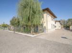 Facciata Villa Claudia 2